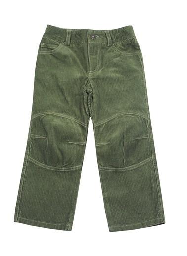 Karamela Pantolon Yeşil